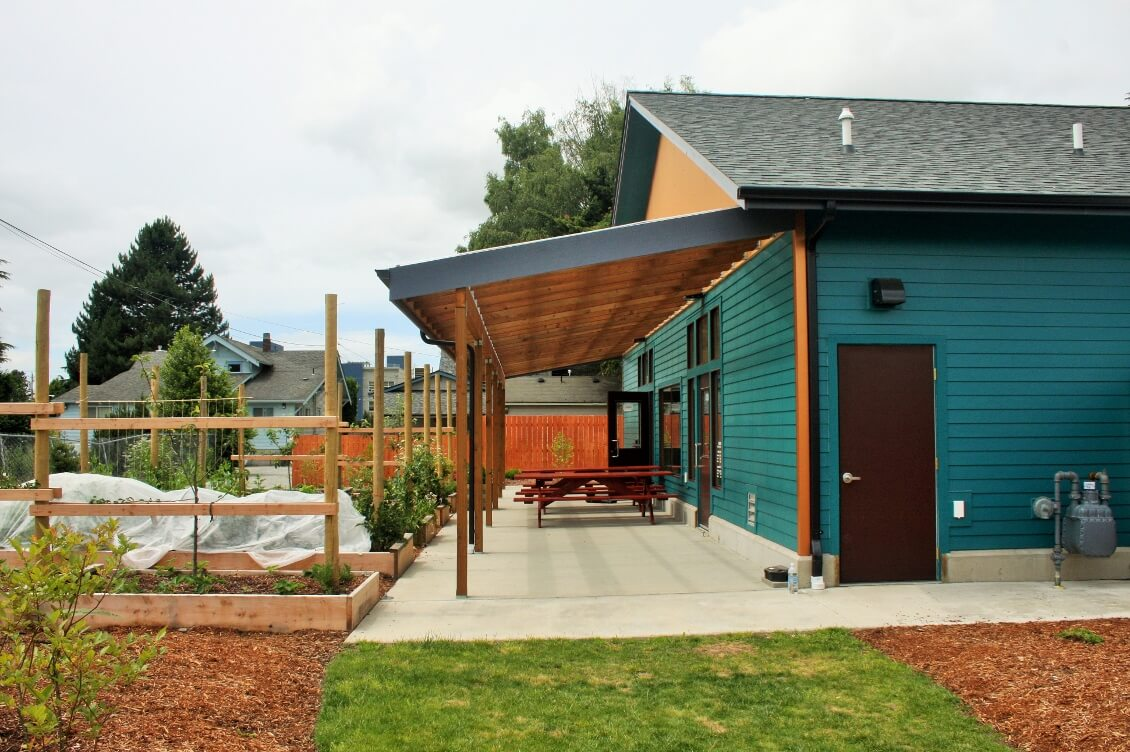 Skagit Friendship House constructed by Chad Fisher Construction