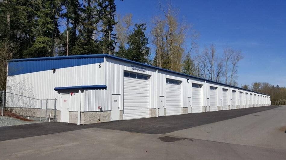 Mini-Storage construction