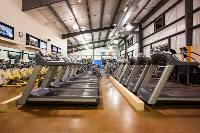 thrive fitness - community projects - chad fisher construction