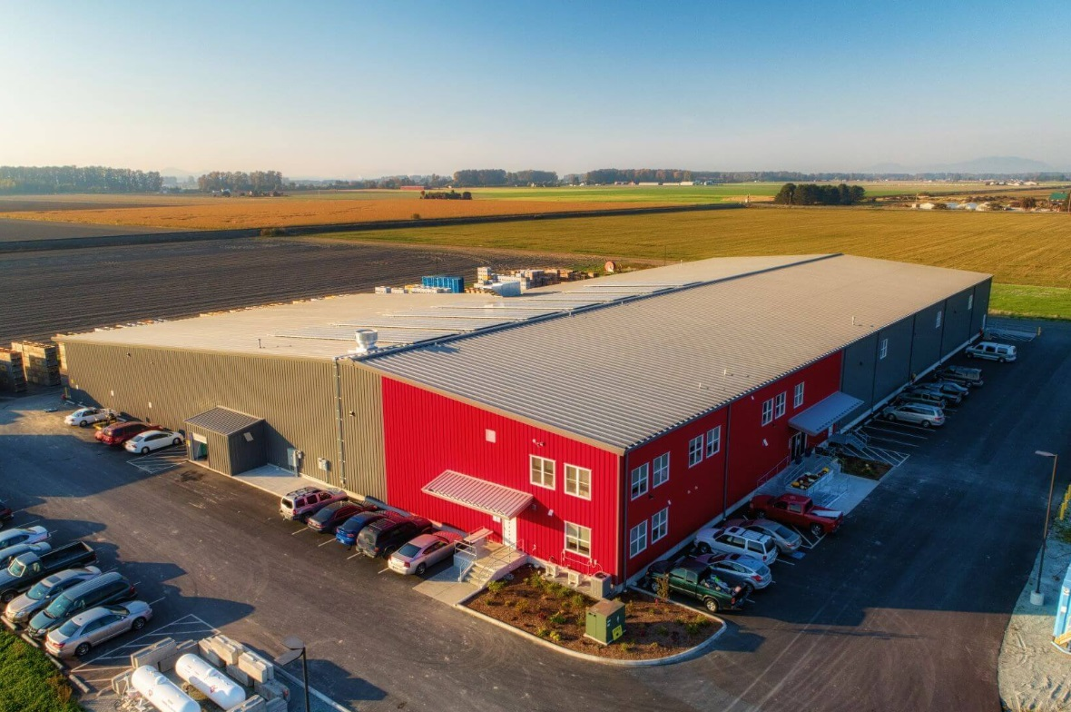 Agricultural Commercial Construction - Chad Fisher Construciton